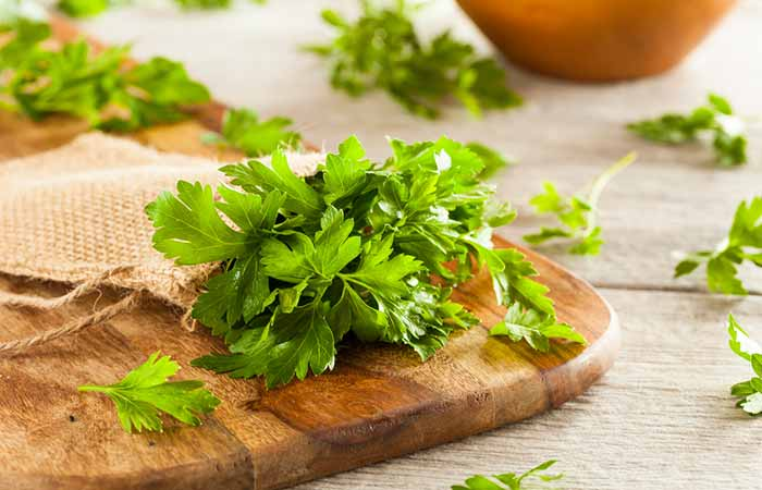 11. Parsley