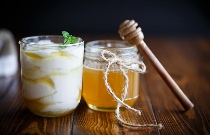 Protein Shakes For Weight Loss - Raw Egg, Milk, Honey