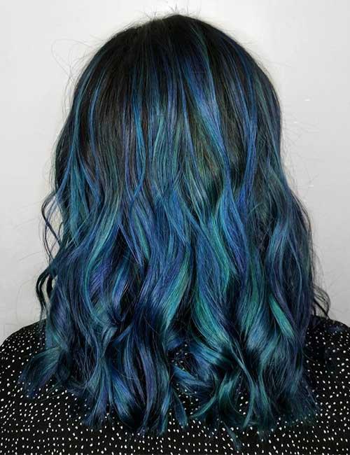 25 Balayage Hairstyles For Black Hair