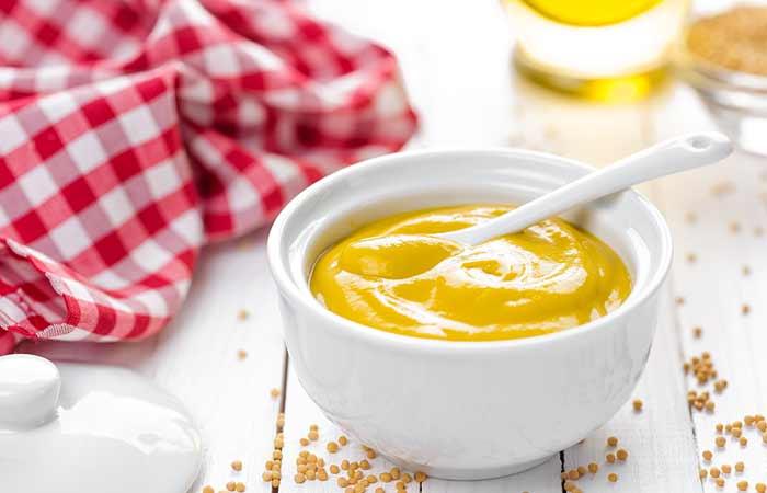2. Yellow Mustard