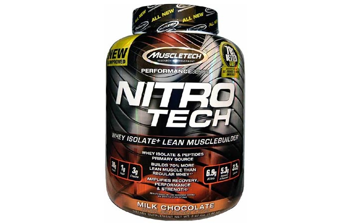 Protein Shakes For Weight Loss - Nitro-Tech