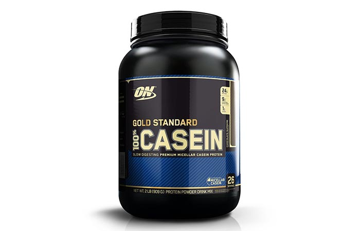Protein Shakes For Weight Loss - Gold Standard 100% Casein
