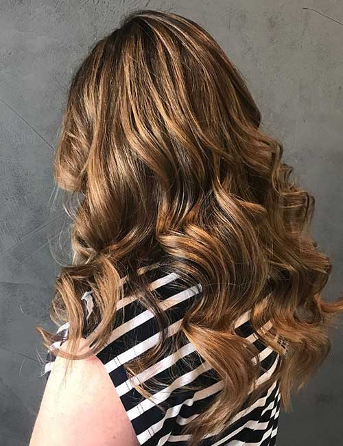Best Highlights And Lowlights For Dark Blonde Hair Best Image Of