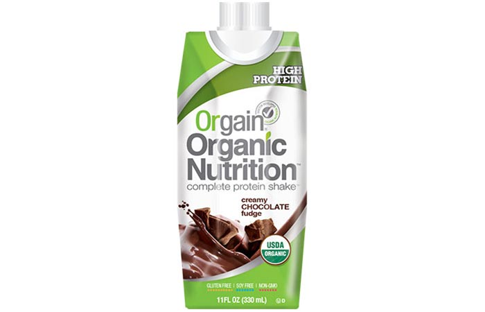 Protein Shakes For Weight Loss - Orgain Vegan Nutritional Shake