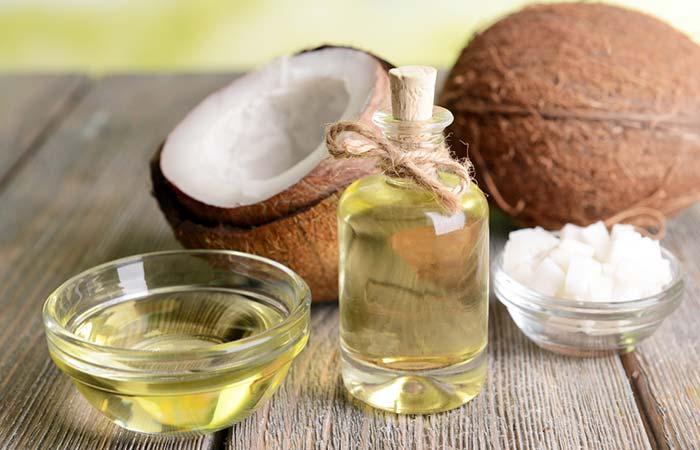 8. Coconut Oil