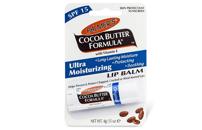 Best Drugstore Lip Balms - 8. Palmer's Cocoa Butter Formula Lip Balm