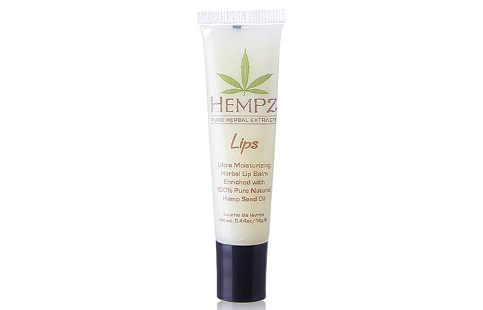 Best Drugstore Lip Balms - 9. Hempz Herbal Ultra Moisturizing Lip Balm