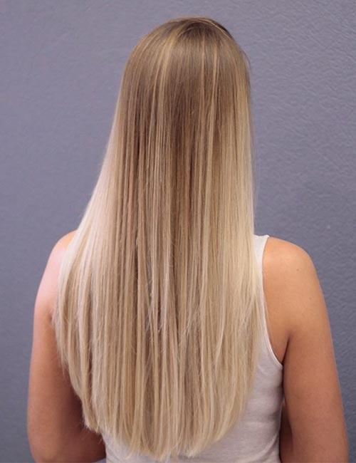 12. Blonde Transition
