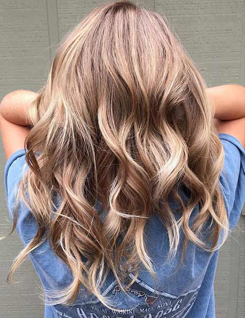 19. Bronzed Blonde