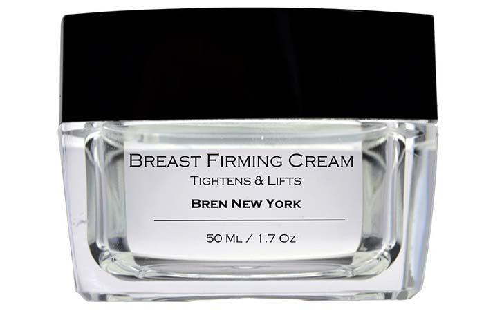 Best Breast Tightening Creams - Breast Firming Cream By Bren New York