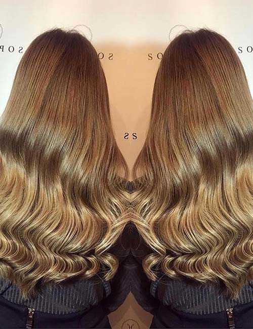 4. Light Sable Brown Hair Color