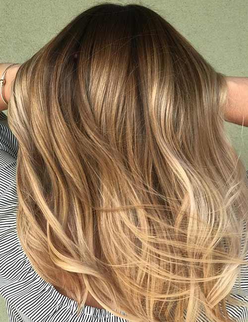 5. Warm Blonde