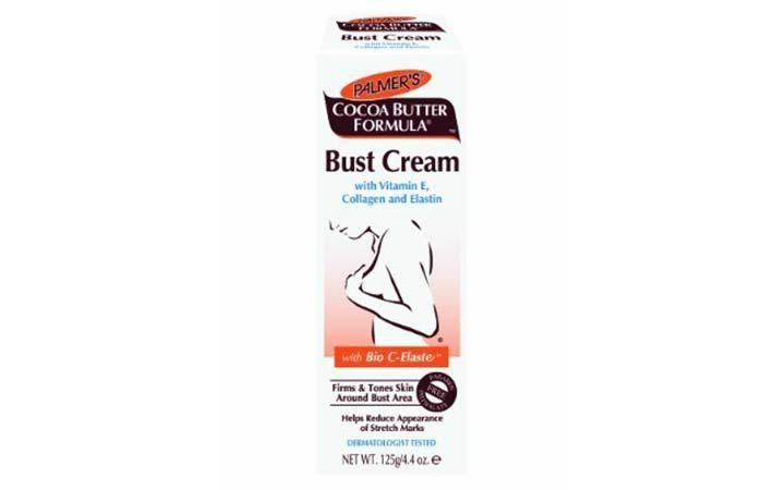 Best Breast Tightening Creams - Palmer's Cocoa Butter Formula Bust Cream