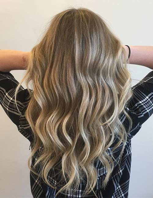 Blonde Hair With Brown Ombre Best Image Of Blonde Hair 2018