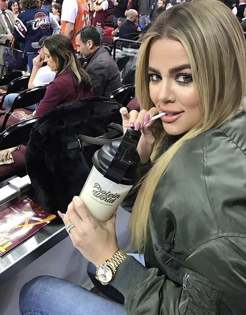 Khloe Kardashian Weight Loss - Khloe Kardashian Diet Tips