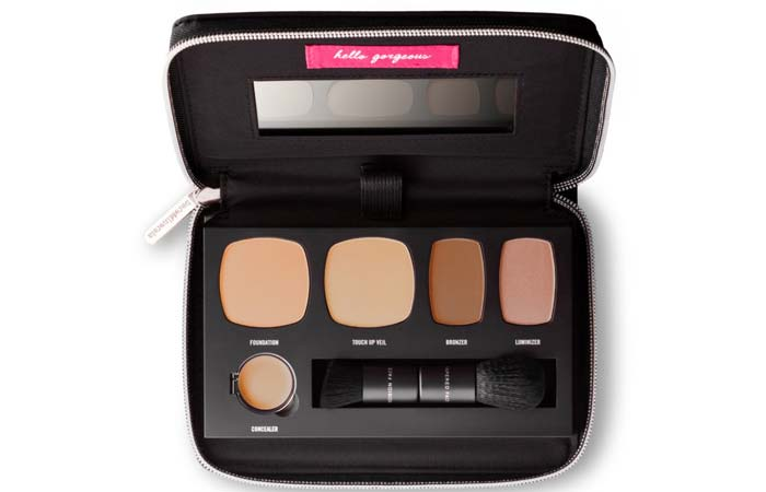 Best Concealer Palettes For Flawless Skin - 11. BareMinerals Ready To Go Complexion Perfection Palette