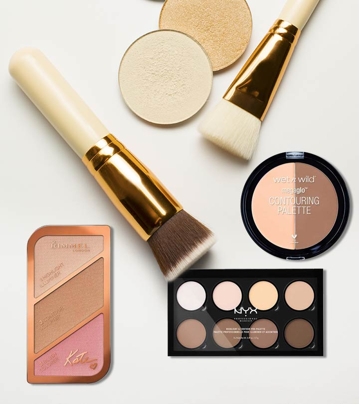 12 Best Drugstore Contour Kits