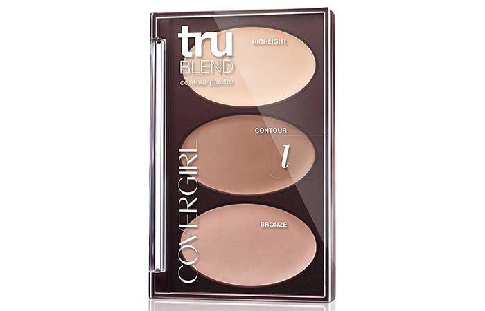 Best Drugstore Contour Kits - 3. CoverGirl TruBlend Contour Palette
