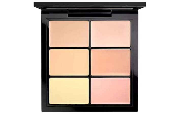 Best Concealer Palettes For Flawless Skin - 3. M.A.C Studio Conceal And Correct Palette