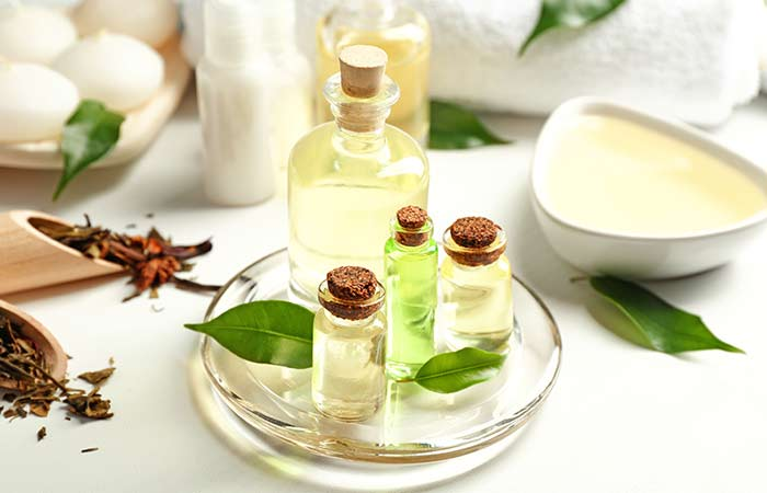 Homemade Mosquito Repellent - Tea Tree Oil And Coconut Oil