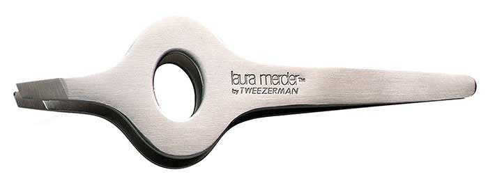 Best Eyebrow Tweezer - 8. Laura Mercier Tweezer