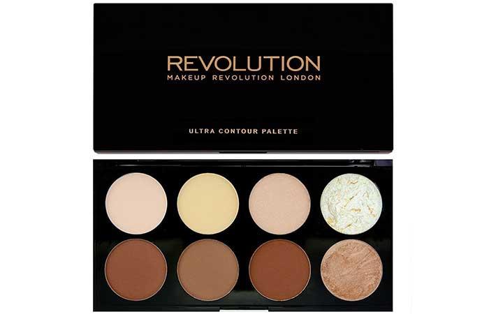 Best Drugstore Contour Kits - 9. Makeup Revolution Ultra Contour Palette