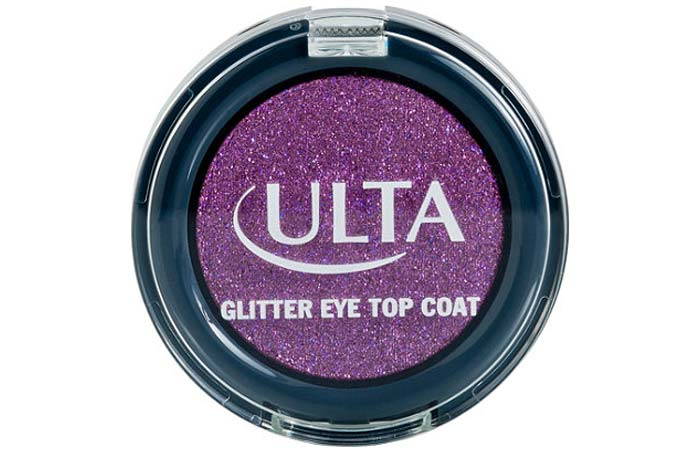 Top Glitter Eyeshadows - 11. Ulta Glitter Eye Top Coat