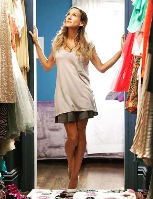 Fashion Tips - Organize Your Closet Every Three Months