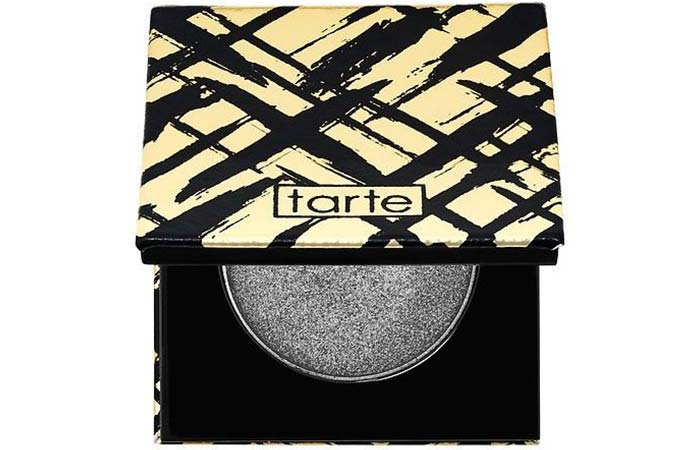 Best Glitter Eyeshadows - 2. Tarte Tarteist Metallic Shadow
