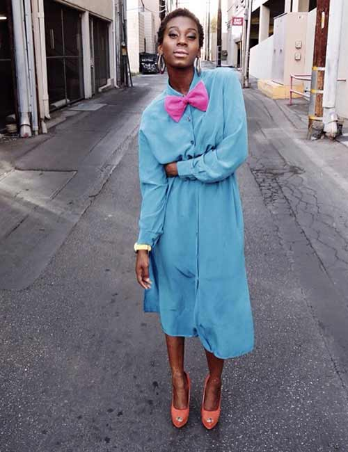 Fashion Tips - Master The Art Of Color Blocking