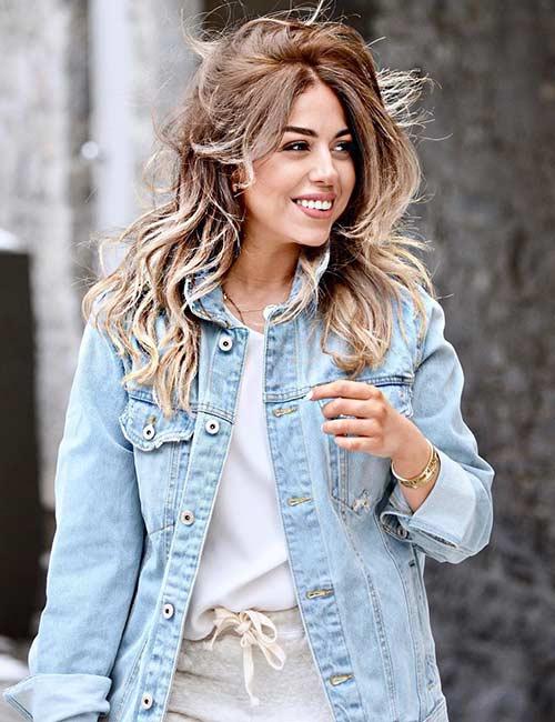 10. Ash Brown Hair Color
