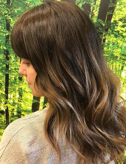 24. Light Beige Brown Hair Color