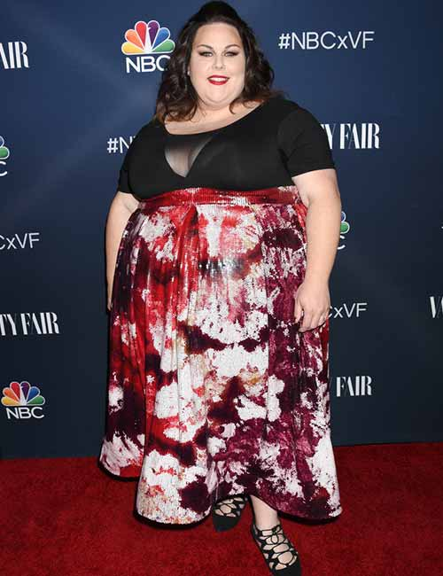How Chrissy Metz Lost 100 Pounds