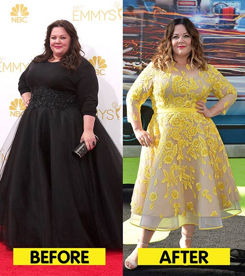 Melissa McCarthy Weight Loss - How Did Melissa McCarthy Lose Weight?