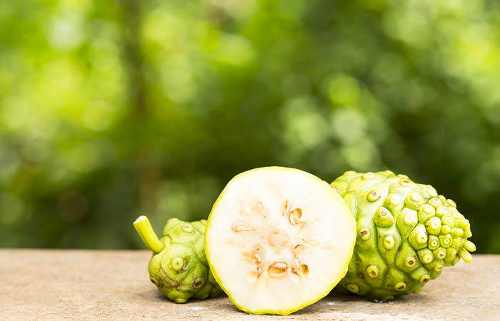 13. Noni Fruit