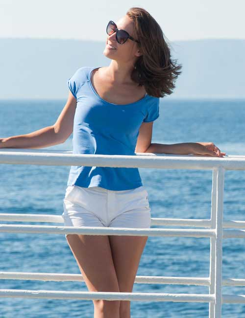 What To Wear On A Cruise - Shorts