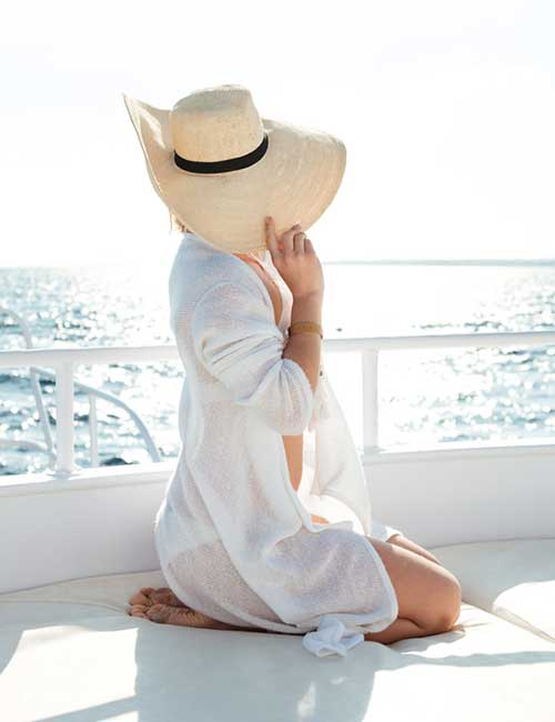What To Wear On A Cruise - SarongBikini Cover Up