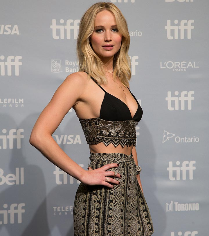 Jennifer Lawrence's Diet And Workout Plan For Weight Loss And A Toned Body